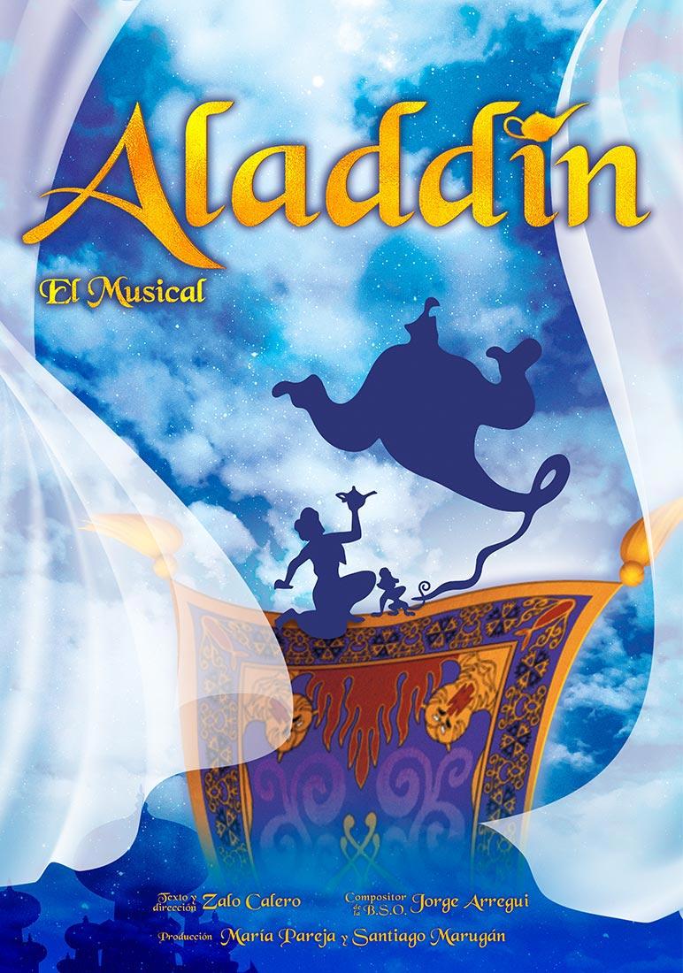 Cartel de Aladdin