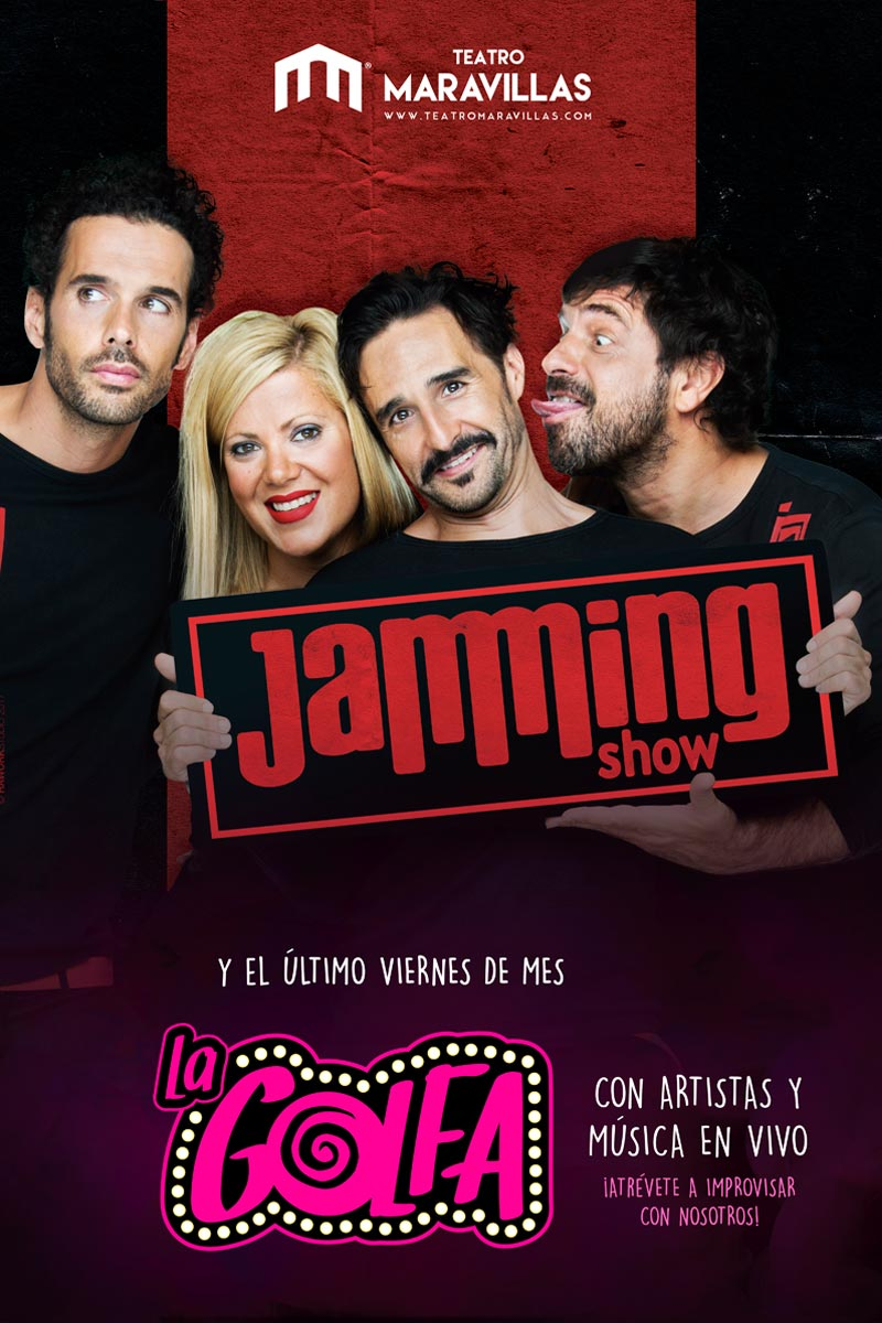 Jamming Show cartel
