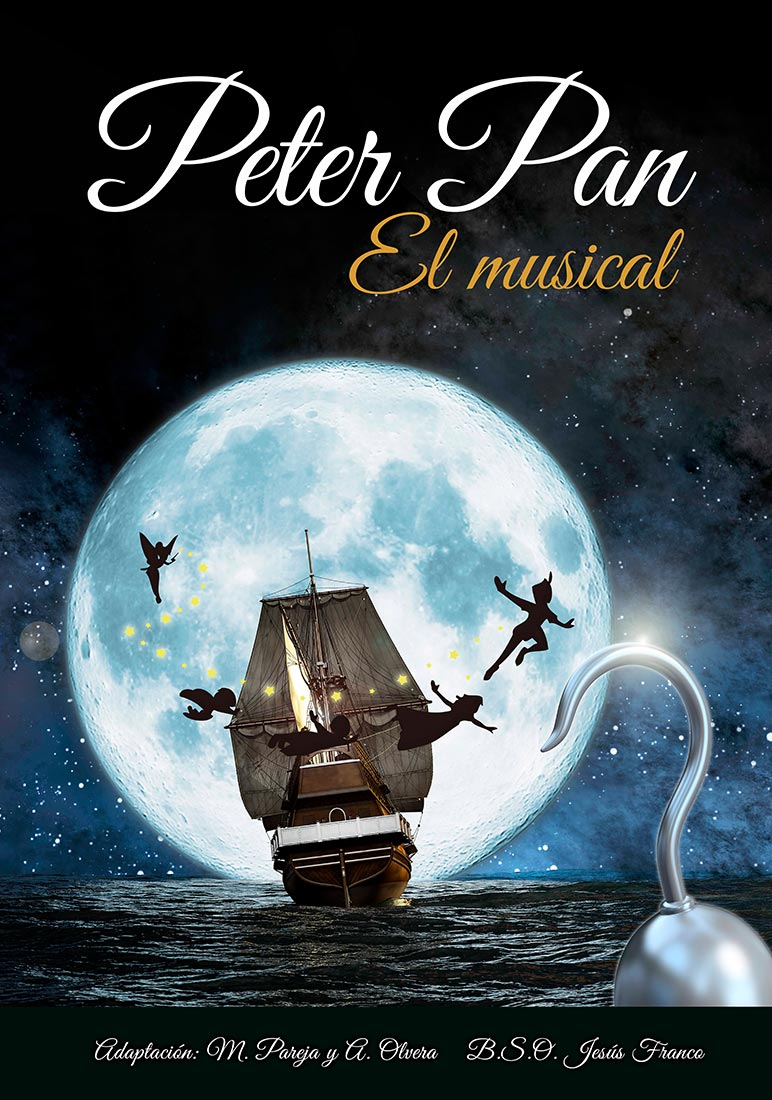Cartel de Peter Pan