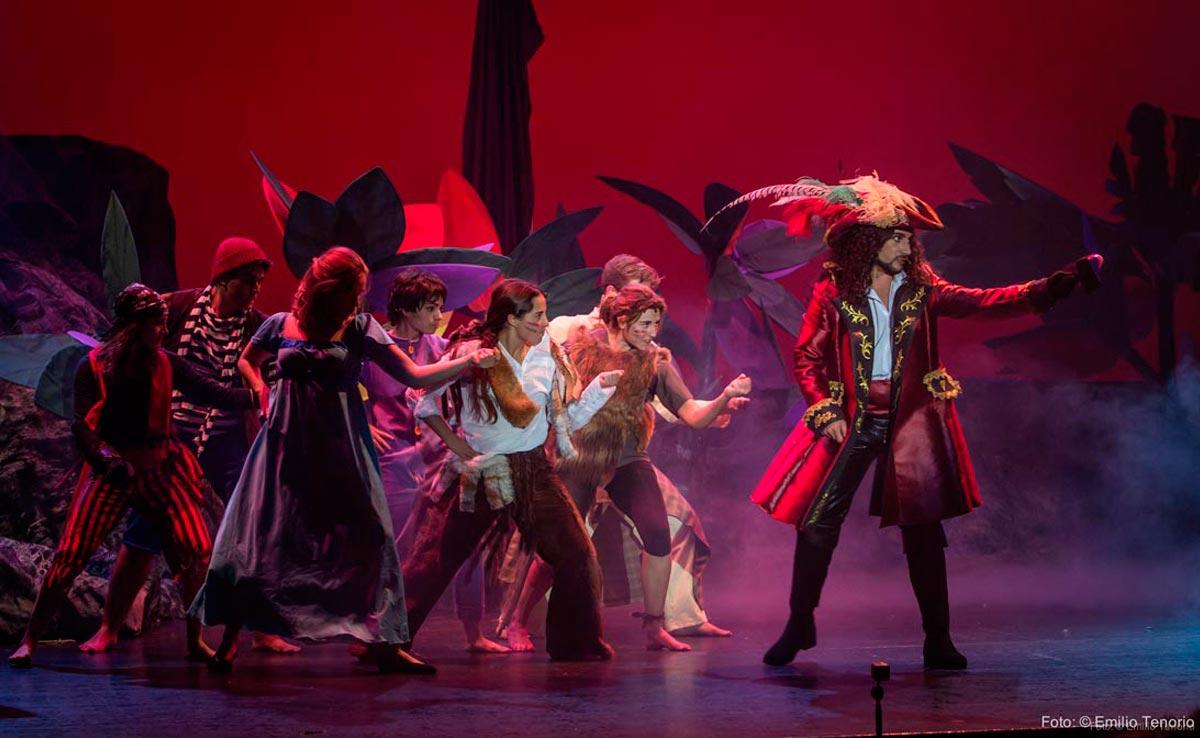 Peter Pan: el Musical