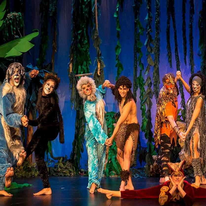 El Libro de la Selva, El Musical vuelve al Teatro Maravillas