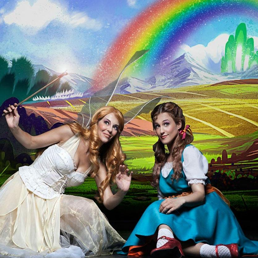 8 valores que nos enseña El Mago de Oz