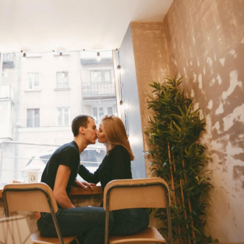 Cita romántica y teatro por Malasaña