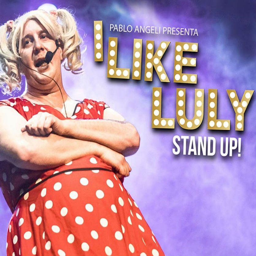 I like Luly Stand Up llega a Madrid