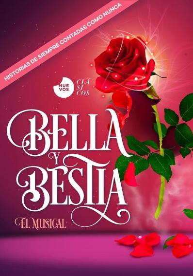 Bella y Bestia : el Musical